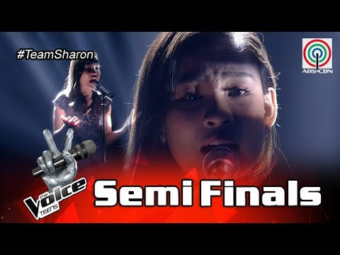The Voice Teens Philippines Semifinals: Christy Lagapa - Don't Cry For Me Argentina