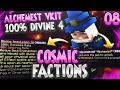 *NEW* ALCHEMIST VKIT + DIVINE 4 100% | Minecraft FACTIONS #8 (CosmicPvP Pleb Planet S2)