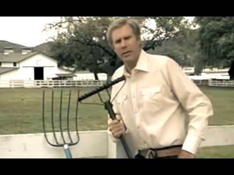 George Bush by Will Ferrell