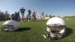 Американский Футбол 2014/ American Footbal in Russia