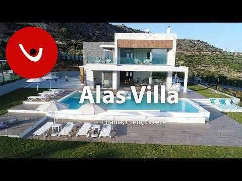 Alas Villa to Rent in Chania Crete Greece | Unique Villas | uniquevillas.gr