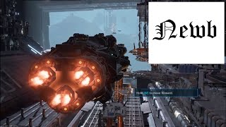 Dreadnought: gameplay walkthrough part 1 (no commentary)