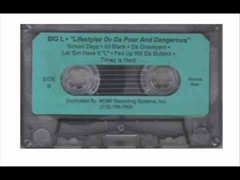 Big L - Timez Iz Hard (Rare) (1994)