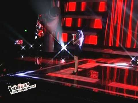 THE VOICE Philippines : Morissette Amon 'WHAT ABOUT LOVE' Live Performance