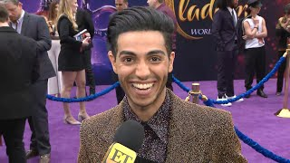 Aladdin Star Mena Massoud Reveals He Lived in a Closet Two Years Ago (Exclusive)