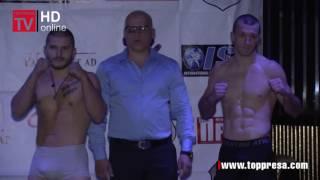 За първи път в България, най-голямото шоу по ММА борби, утре в Гоце Делчев с международно участие