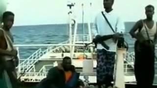 Захват пиратами и освобождение русского танкера