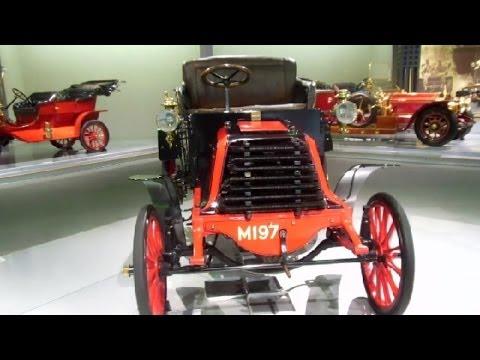 Toyota Car Museum in Japan