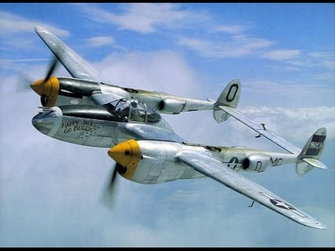 How to Fly the Lockheed P-38 Lightning