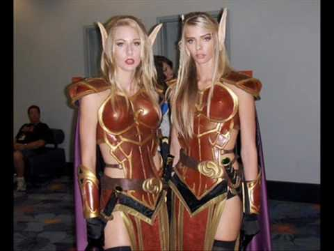 sexy world of warcraft girls