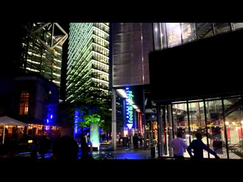 Sony Center, Potsdamer Platz - Berlin, Germany