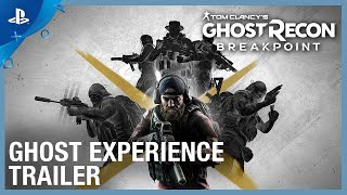 Tom Clancy's Ghost Recon Breakpoint - Ghost Experience Trailer | PS4