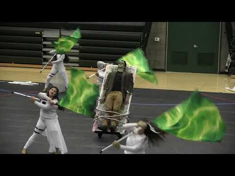 Bonita High School Color Guard Showcase 2019