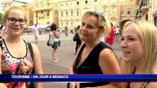 Monaco dans la peau d'un visiteur