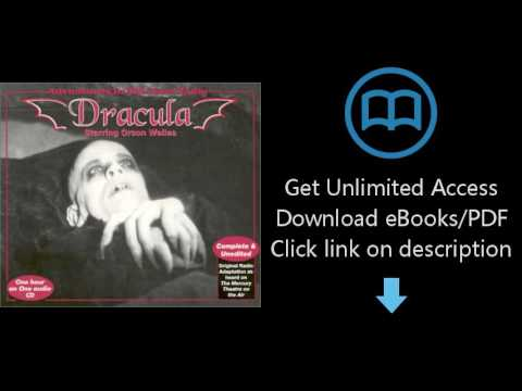 Download Dracula: Adventures in Old Time Radio PDF