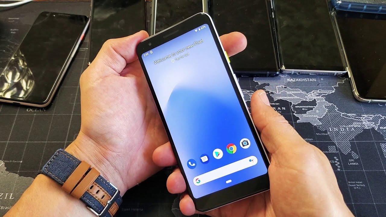 Google Pixel 8a / 8a XL: How to Take a Screenshot / Screen Capture