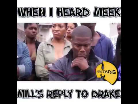Best IG Memes Of Drake vs Meek Mill - YouTube