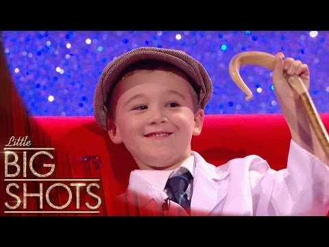 5yr old shepherd melts our hearts in adorable interview | Little Big Shots