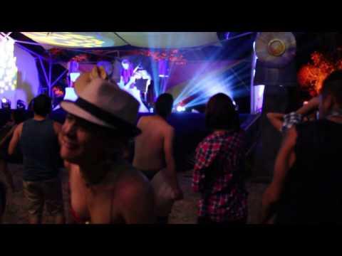 Ryanosaurus Chill  Part.2 Ometeotl Festival 2017