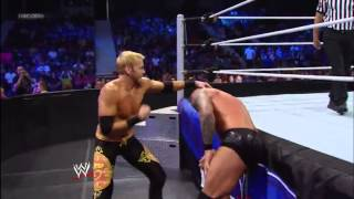 Christian vs Randy Orton continues WWE App Exclusive June 5,2013