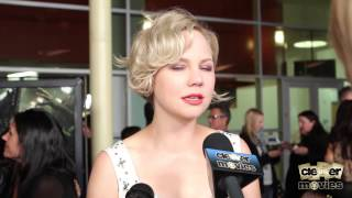 adelaide Clemens interview