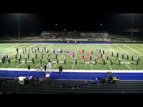 2013 Navasota High School Half Time Performances Game 7 vs Madisonville October 11