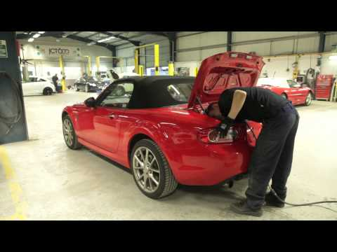 Introduction to vehicle repair services available at JCT600 Bodyclinics