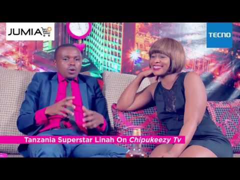 TANZANIA SUPER STAR LINAH ON CHIPUKEEZY TV