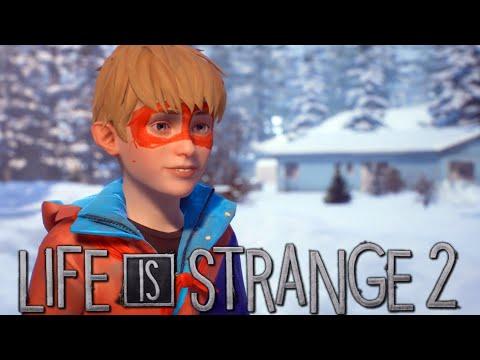 Life is Strange 2  - SECRET CHRIS INVISIBILITY POWER - Ep. 2 ENDING