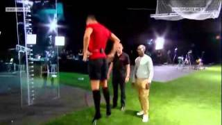 Cristiano Ronaldo Tested to the Limit - Castrol Edge-2.mpg