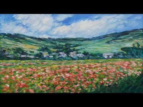 Kırlara Doğru (Modern Folk Üçlüsü) [Claude Monet]