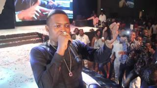 OLAMIDE SPEAKS OUT FOR THE POOR AT YAW AND AY39S39 39SHALANGA39 Nigerian Entertainment