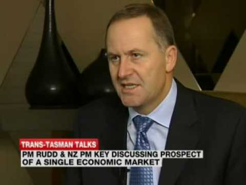 Interview with New Zealand PM John Key