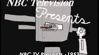 NBC Logo History [1926-2014]