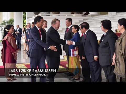 Internship at the Danish Embassy in Jakarta - autumn 2018