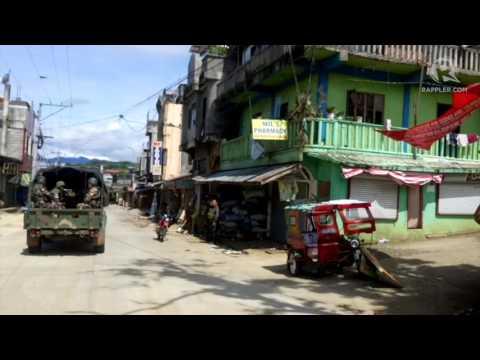 Scenes from Marawi: Mindanao State University