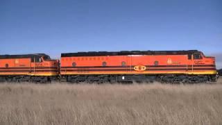 Western Line Compilaton #5 - Australian Trains, Victoria