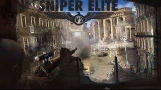 Sniper elite v2 Gameplay HD