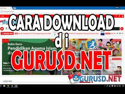 Cara Download Di GURUSD.NET