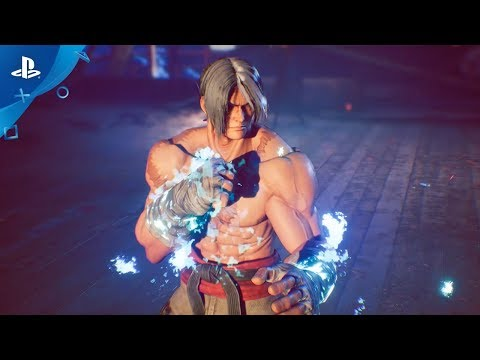 Fighting EX Layer – Shirase PV | PS4