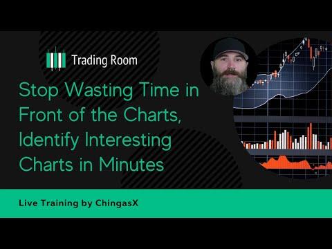 trading room website