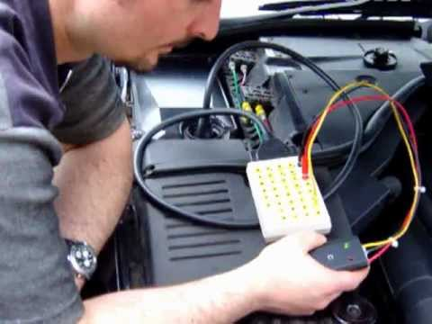 Mbcluster Mercedes Diagnostics Interfacing 38 Pin Analog