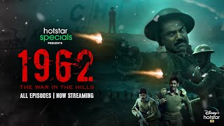 Hotstar Specials 1962 Official Trailer 2 | All Episodes Now Streaming | Mahesh Manjrekar, Abhay Deol