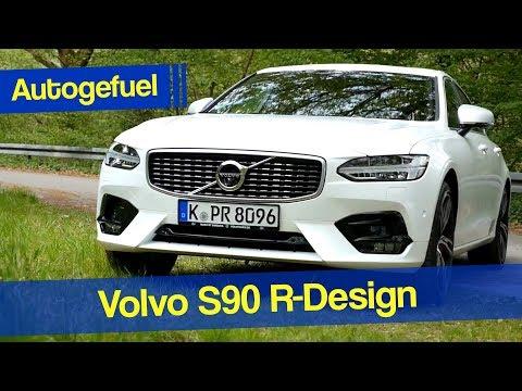 Volvo S90 R-Design REVIEW - Autogefuel