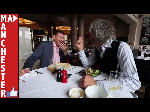 Rosso Restaurant With Frank McKenna Of Downtown In Business