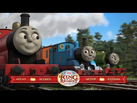 Thomas and Friends King Of The Railway