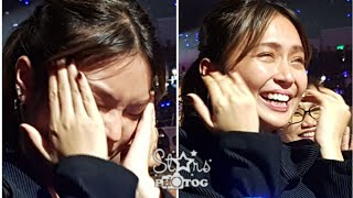 Kathryn Bernardo NAIYAK Habang Kumakanta si Daniel Padilla sa Kanyang Concert