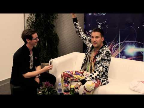 Interview with DJ Antoine @ Lake Festival 2015