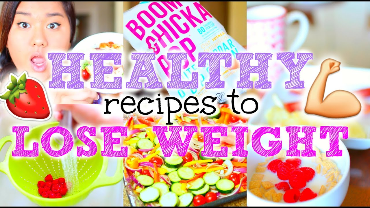 Healthy, Easy Recipes to Lose Weight Created by Miss Remi Ashten