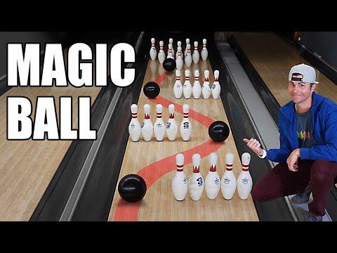 Automatic Strike Bowling Ball - Видео онлайн